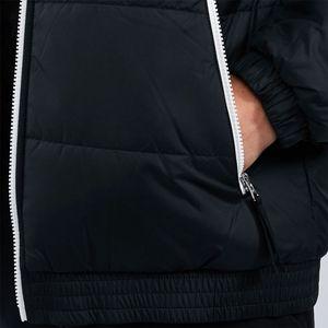 Nike Herren NSW Synthetic Fill Jacket schwarz weiß – Bild 3