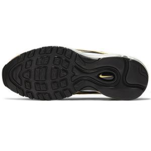 Nike Air Max 97 GS Sneaker black metallic gold – Bild 5