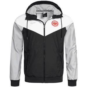 Nike Eintracht Frankfurt Windbreaker SGE Jacke schwarz weiß BQ8157 010 – Bild 1