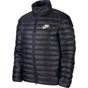 Nike NSW Steppjacke Jacket Herrenjacke schwarz BV4685 010 – Bild 1