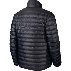 Nike NSW Steppjacke Jacket Herrenjacke schwarz BV4685 010 – Bild 2