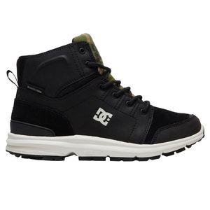 DC Shoes Torstein Herren Winter Boots schwarz weiß camo ADYB700026 KCO – Bild 1