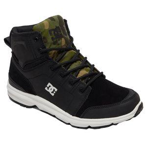 DC Shoes Torstein Herren Winter Boots schwarz weiß camo ADYB700026 KCO – Bild 2