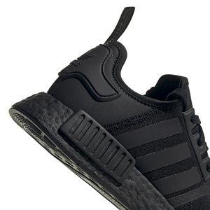 adidas Originals NMD_R1 Herren Sneaker triple black FV9015 – Bild 6