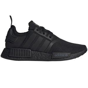 adidas Originals NMD_R1 Herren Sneaker triple black FV9015 – Bild 1