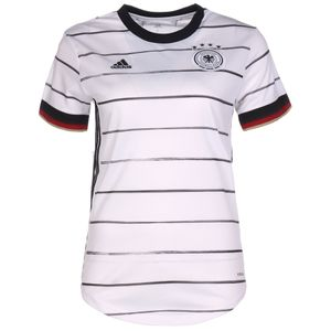 adidas DFB Home Jersey Damen Heimtrikot EM2020 weiß schwarz EH6102 – Bild 1