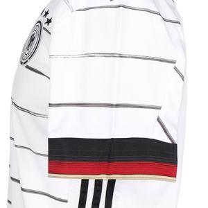 adidas DFB Home Jersey Kinder Heimtrikot EM2020 weiß schwarz EH6103 – Bild 4