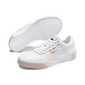 Puma Cali Wn's Damen Sneaker White-Rosewater 369155 13 – Bild 3