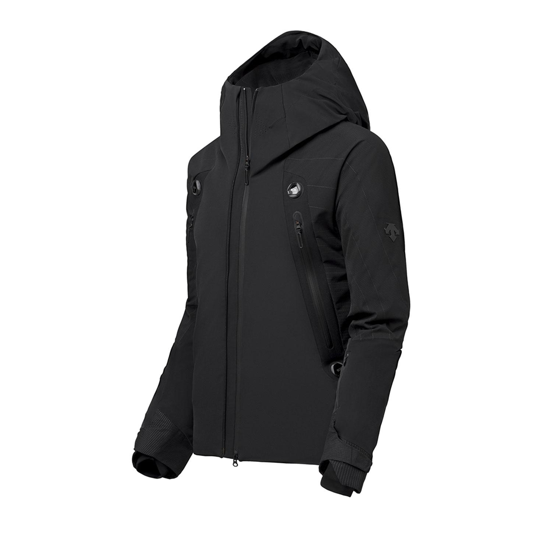 Descente i1 Jacket Herren Skijacke schwarz DWMOGK45 BK