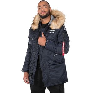 Alpha Industries N3B Airborne Parka Herrenjacke rep.blue 188141/07 – Bild 1
