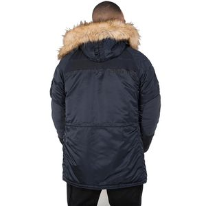 Alpha Industries N3B Airborne Parka Herrenjacke rep.blue 188141/07 – Bild 2