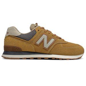 New Balance ML574SOI Herren Sneaker hellbraun 774961-60 9 – Bild 1
