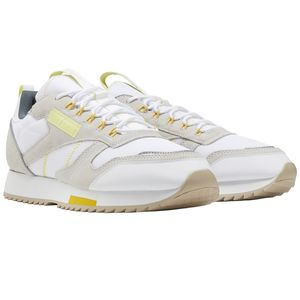Reebok Classic Leather Ripple Trail Sneaker white lemon glow EG6472 – Bild 3