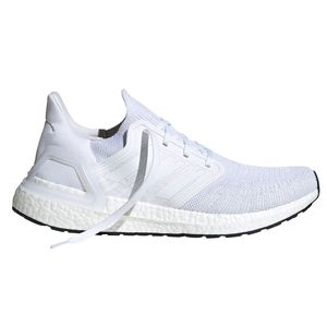 adidas Ultra Boost 20 Herren Running Sneaker weiß EF1042 – Bild 1