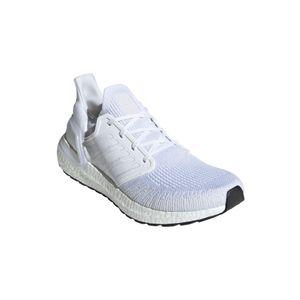 adidas Ultra Boost 20 Herren Running Sneaker weiß EF1042 – Bild 4