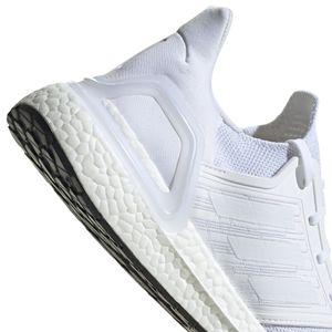 adidas Ultra Boost 20 Herren Running Sneaker weiß EF1042 – Bild 8