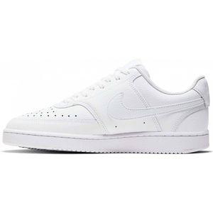 Nike WMNS Court Vision Low Damen Sneaker weiß  – Bild 2