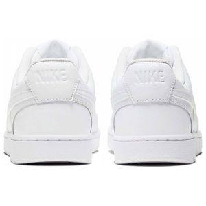 Nike WMNS Court Vision Low Damen Sneaker weiß  – Bild 4