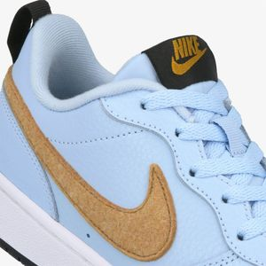 Nike Court Borough Low 2 FLT GS Kinder Sneaker blau braun CQ4015 400 – Bild 5
