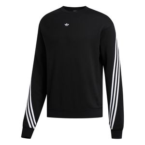 adidas Originals 3Stripe Wrap CR Sweater Herren schwarz FM1522 – Bild 1