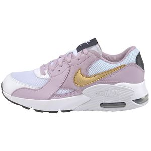 Nike Air Max Excee GS Kinder Sneaker lila gold – Bild 2