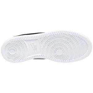 Nike Court Vision Lo Herren Sneaker weiß schwarz CD5463 101 – Bild 3