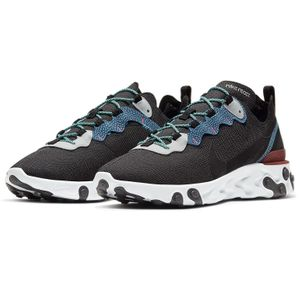 Nike React Element 55 SE Herren Sneaker anthrazit – Bild 3