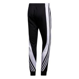 adidas Originals 3Stripe Wrap Track Pant Herren schwarz weiß – Bild 2
