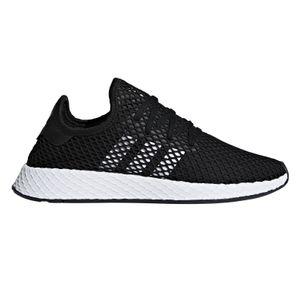 adidas Deerupt Runner Herren Sneaker schwarz weiß – Bild 1