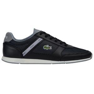 Lacoste Menerva Sport 120 Herren Sneaker schwarz grau – Bild 1