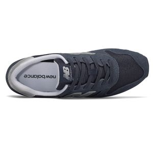 New Balance ML373CC2 Herren Sneaker low  blau silber – Bild 3