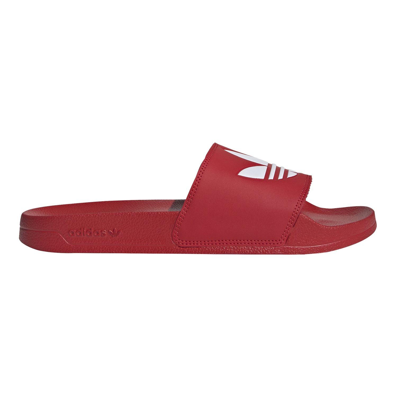 adidas Originals Adilette Lite  Badeschuhe rot FU8296