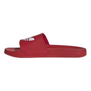 adidas Originals Adilette Lite  Badeschuhe rot FU8296 – Bild 2