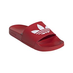 adidas Originals Adilette Lite  Badeschuhe rot FU8296 – Bild 3