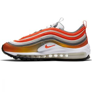 Nike Air Max 97 SE GS Kinder Sneaker weiß metallic red bronze – Bild 2