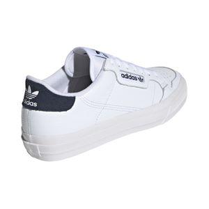 adidas Originals Continental Vulc Sneaker weiß blau EG4588 – Bild 4