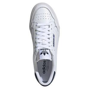 adidas Originals Continental Vulc Sneaker weiß blau EG4588 – Bild 6