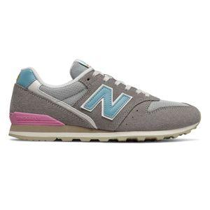 New Balance WL996COL Damen Sneaker marblehead wax blue – Bild 1