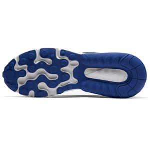 Nike Air Max 270 React Damen Sneaker weiß pink blau – Bild 5