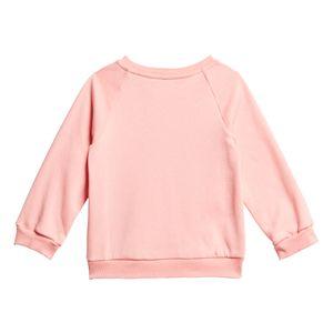 adidas Infant 3S Logo Jogger FL Kleinkind Jogginganzug pink FM6390 – Bild 4