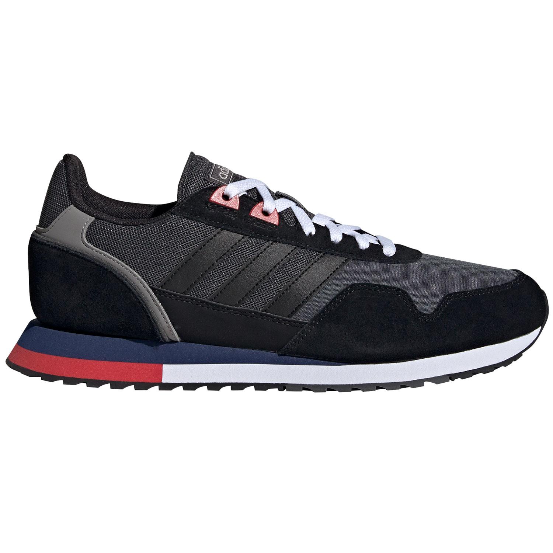 adidas 8K 2020 Herren Sneaker schwarz blau rot EH1429