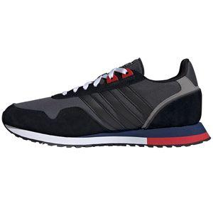 adidas 8K 2020 Herren Sneaker schwarz blau rot EH1429 – Bild 5