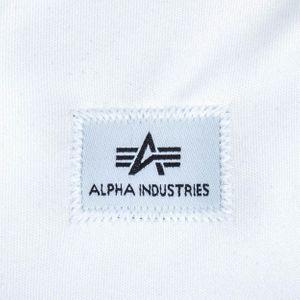 Alpha Industries Track Tape Jacket schwarz weiß 198381 03 – Bild 4
