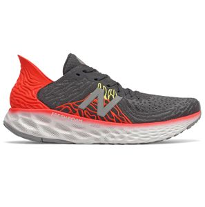 New Balance Fresh x Foam 1080v10 Running grau orange – Bild 1
