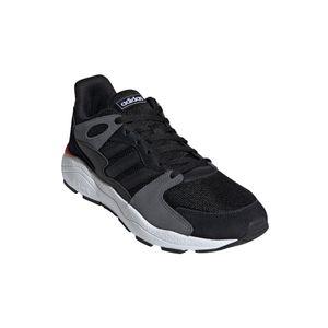 adidas neo CHAOS Herren Sneaker schwarz grau EF1053 – Bild 3