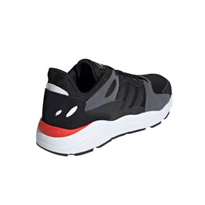adidas neo CHAOS Herren Sneaker schwarz grau EF1053 – Bild 4