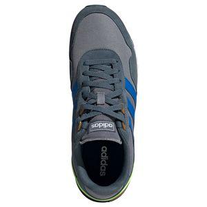 adidas 8K 2020 Herren Sneaker grau blau EH1428 – Bild 3