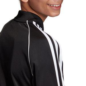 adidas Originals Superstar Top Kinder Jacke schwarz DV2896 – Bild 9