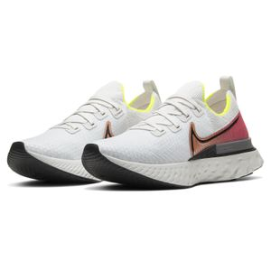 Nike React Infinity Run FK Herren weiß CD4371 004 – Bild 3