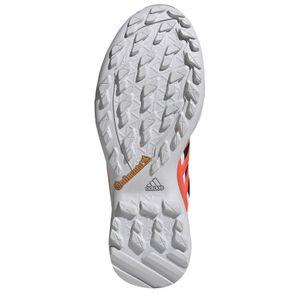 adidas Terrex Swift R2 GTX Herren Outdoor Walking schwarz grau orange – Bild 5